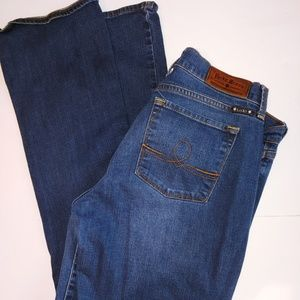 Lucky Brand Sofia Boot Jeans 12